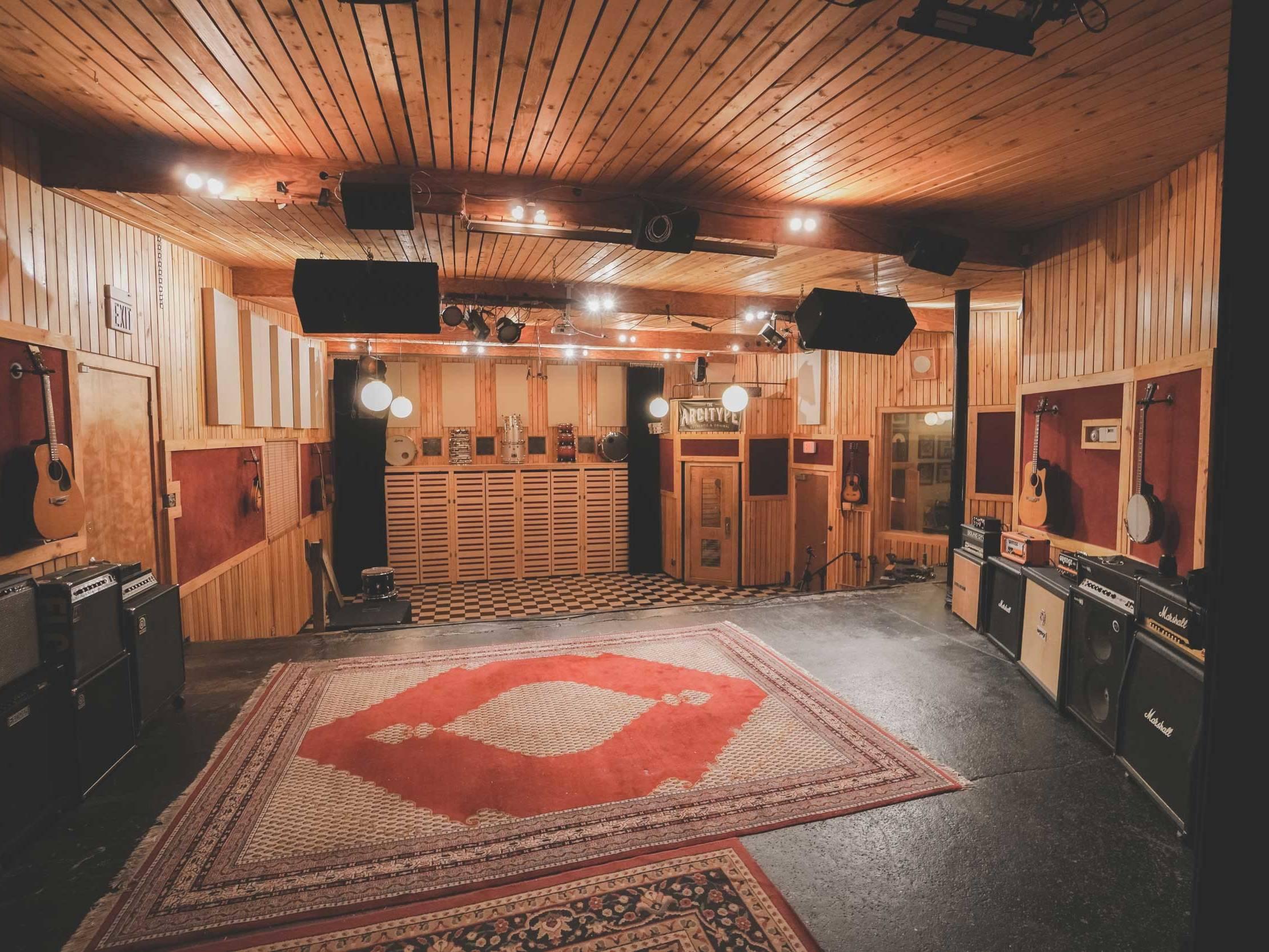 Boston Recording Studio